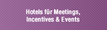 Meetings, Incentives & Events in Spanien Informationsseite von Bernita Mueller, Representation & Marketing ansehen